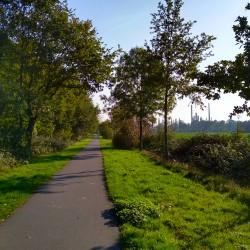 Foto zu wanderweg, Duisburg, Baerl, Rhein, Weg