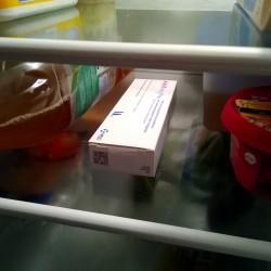 Foto zu Krankheitserreger, Kühlschrank, Virus, Impfung