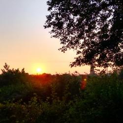 Foto zu Sonnenaufgang