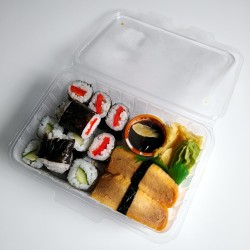 Foto zu Sushi, Frühstück