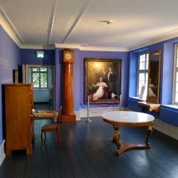 Foto zu Textilfabrik, Cromford, Herrenhaus, LVR, Industrie, museum, Salon