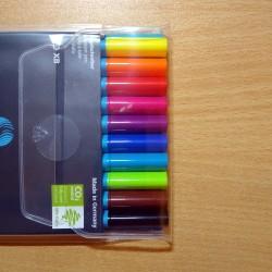 Foto zu Farbe, kugelschreiber