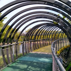 Foto zu Brücke, Oberhausen, Rhein-Herne-Kanal