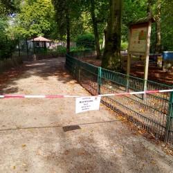 Foto zu Wochenende, Sommer, Hornissen, Tiergehege, Kaisergarten, Oberhausen